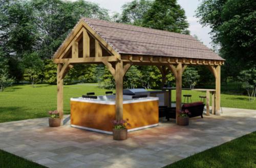 Hot-Tub-Shelter-3D-Drawing